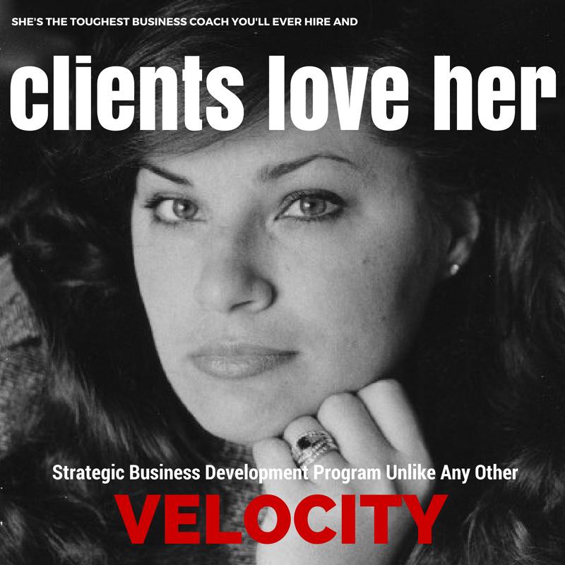 Linda M. Lopeke Velocity